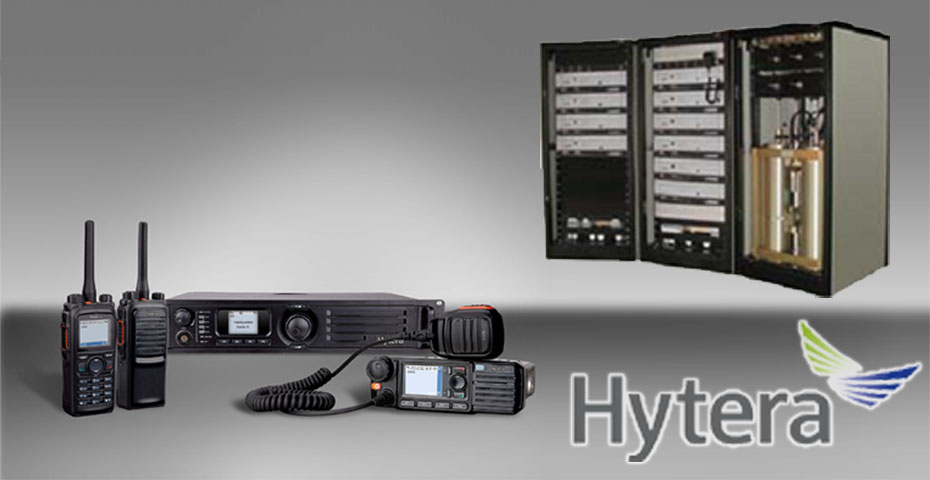 Hytera Digital Mobile Radio - DMR